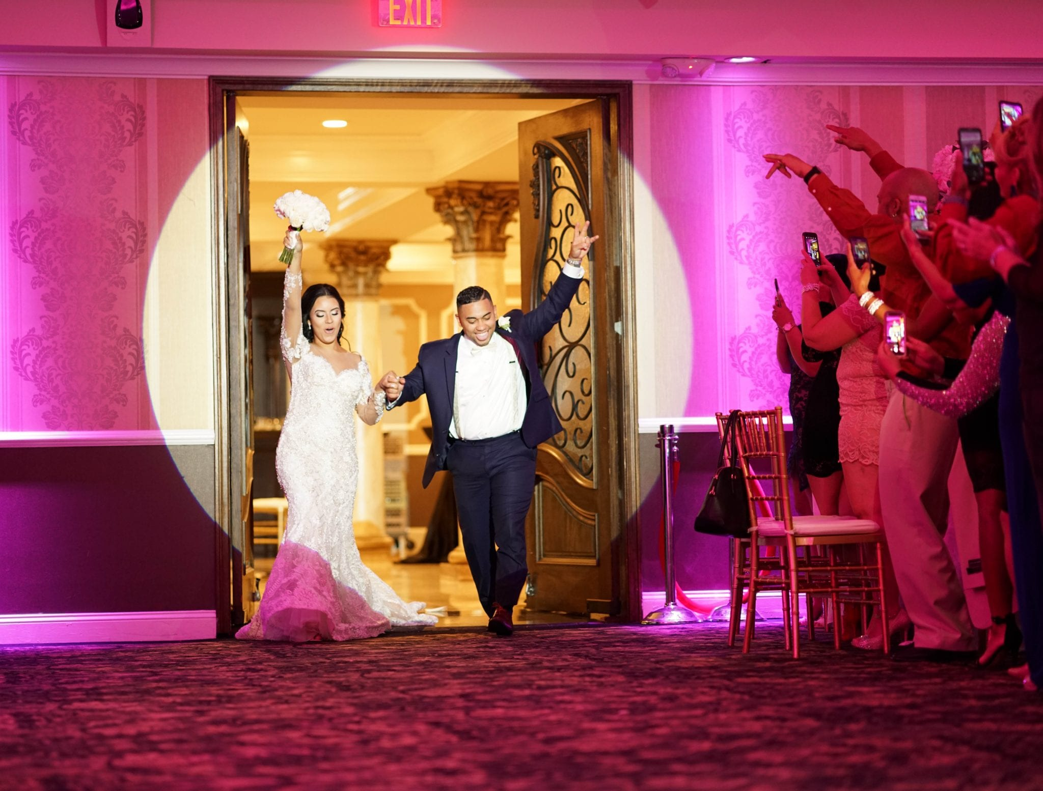 Latin Wedding Ceremony DJ in New Jersey | LEM Entertainment